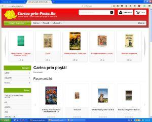Cartea prin poștă - Librărie Online