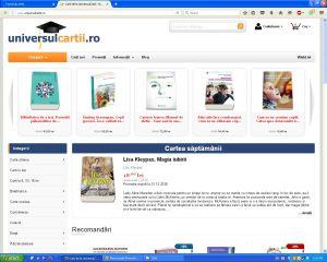 Universul Cărții - Librărie Online